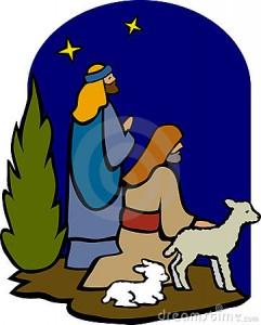 Amhrán na n-aoirí (Song of the Shepherds)
